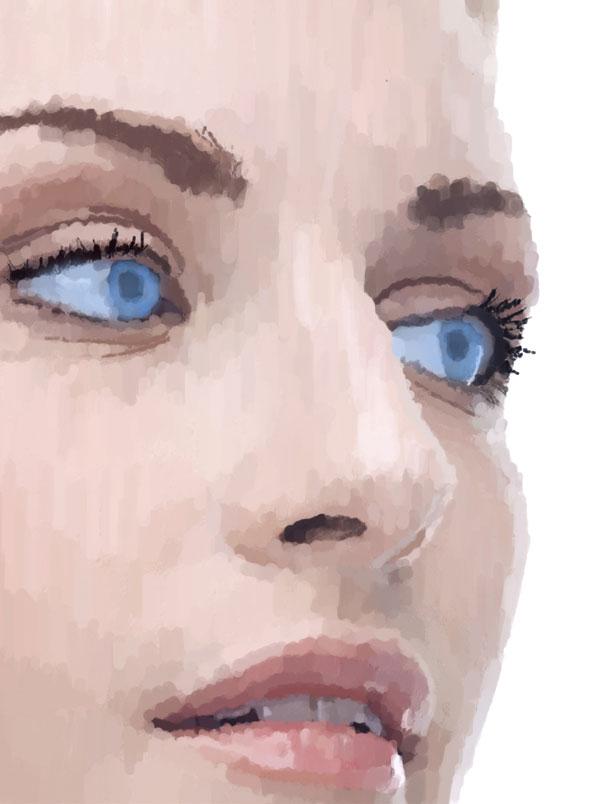 Превращаем фотографию в рисунок в Adobe Photoshop 47