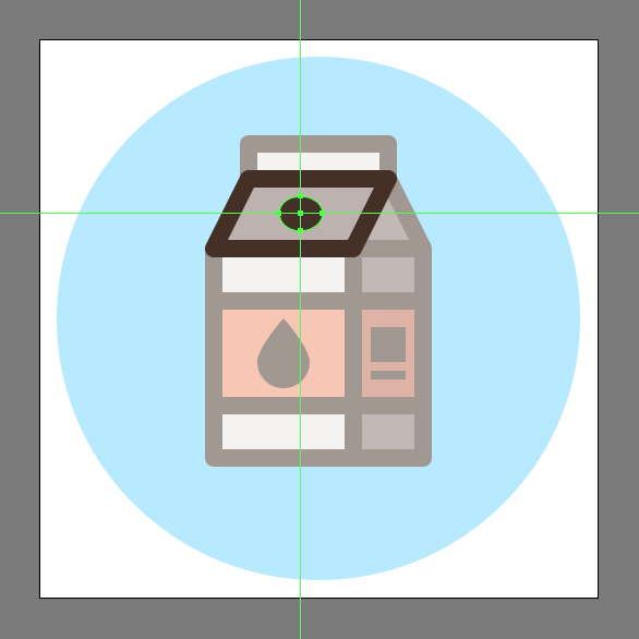 15-adding-the-circular-cap-to-the-milk-boxs-upper-front-section.png